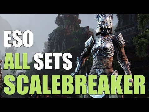 Scalebreaker DLC | Elder Scrolls Online Wiki