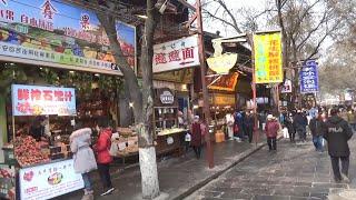 Китай с мусульманским колоритом. Один день в древней столице. Очень много еды - Жизнь в Китае #187