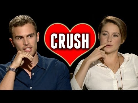 Divergent cast funny moments from YouTube · Duration:  11 minutes 11 seconds