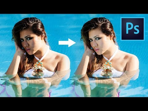 Remove Harsh Shadows in Seconds! 1-Minute Photoshop (Ep. 10)