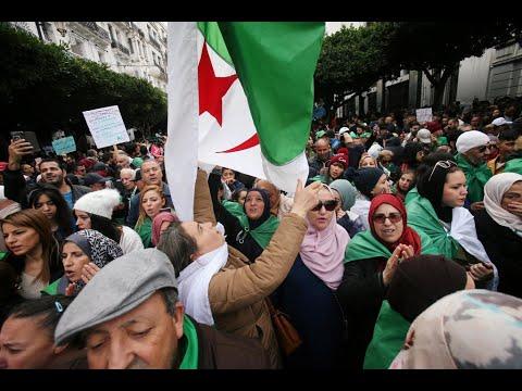 Présidentielle en Algérie : nombreuses manifestations à l'annonce des résultats
