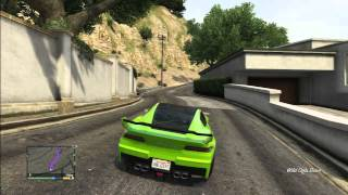 GTA 5 TUNING CHEVROLET CORVETTE 2014