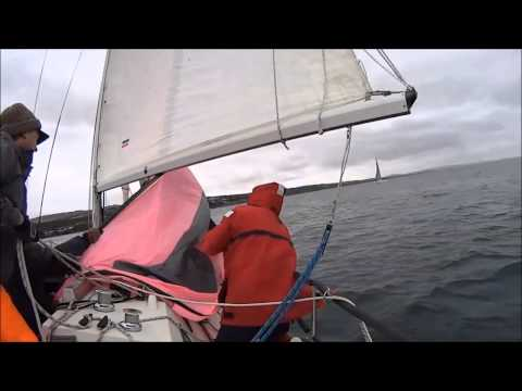 """2014 Adelaide to Port Lincoln Race  - """"War and Peace"""" Beneteau First 305 Yacht"""