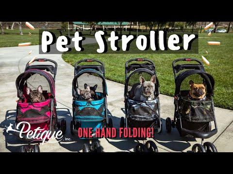 Petique Pets – Pet Stroller