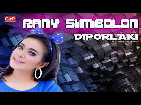 Rany Simbolon - Diporlaki - (Official Lyric Video)