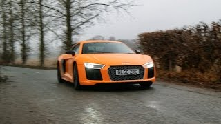 [My Next Car] Audi R8 V10 Plus Test Drive