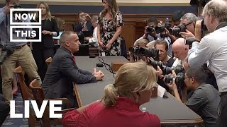 Corey Lewandowski Testifies Before House Judiciary Committee | NowThis