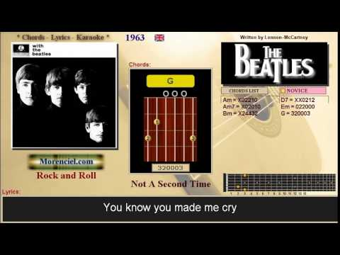 The Beatles - Not A Second Time #0432