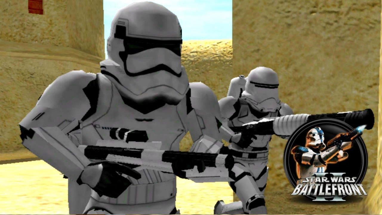 Моды на star wars battlefront 2 скачать