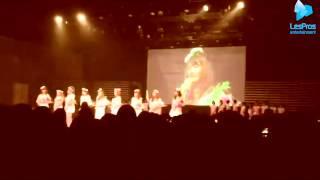 古畑星夏が3/27(水)開催『ニコラ東京解放日2013』にて、ニコモを卒業し...