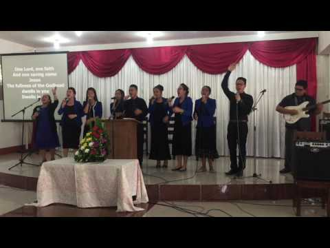 """One God"" by Apostolic Pentecostal Assembly Praise and Music Team (10/9/16)"