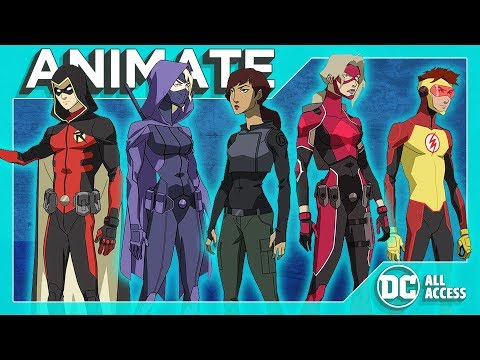 YOUNG JUSTICE 3: Creators Talk Spoiler, New Characters & Big Bad