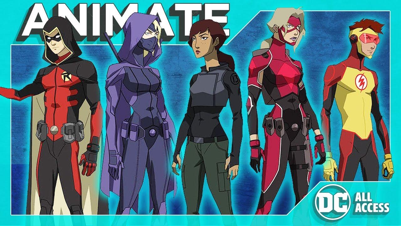 YOUNG JUSTICE 3: Creators Talk Spoiler, New Characters ... Young Justice Season 3 Characters List