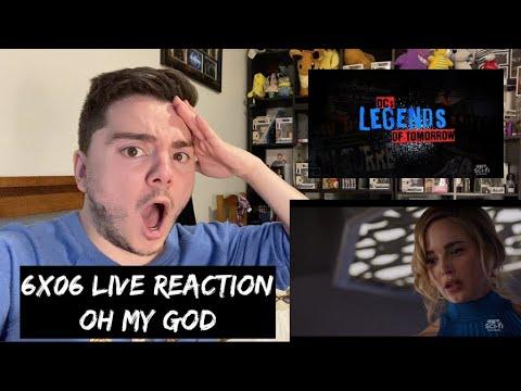 Download Legends of Tomorrow - 6x06 'Bishop's Gambit' LIVE REACTION