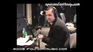 Comedian Jim Jeffries is Afraid of Bananas on Opie & Anthony