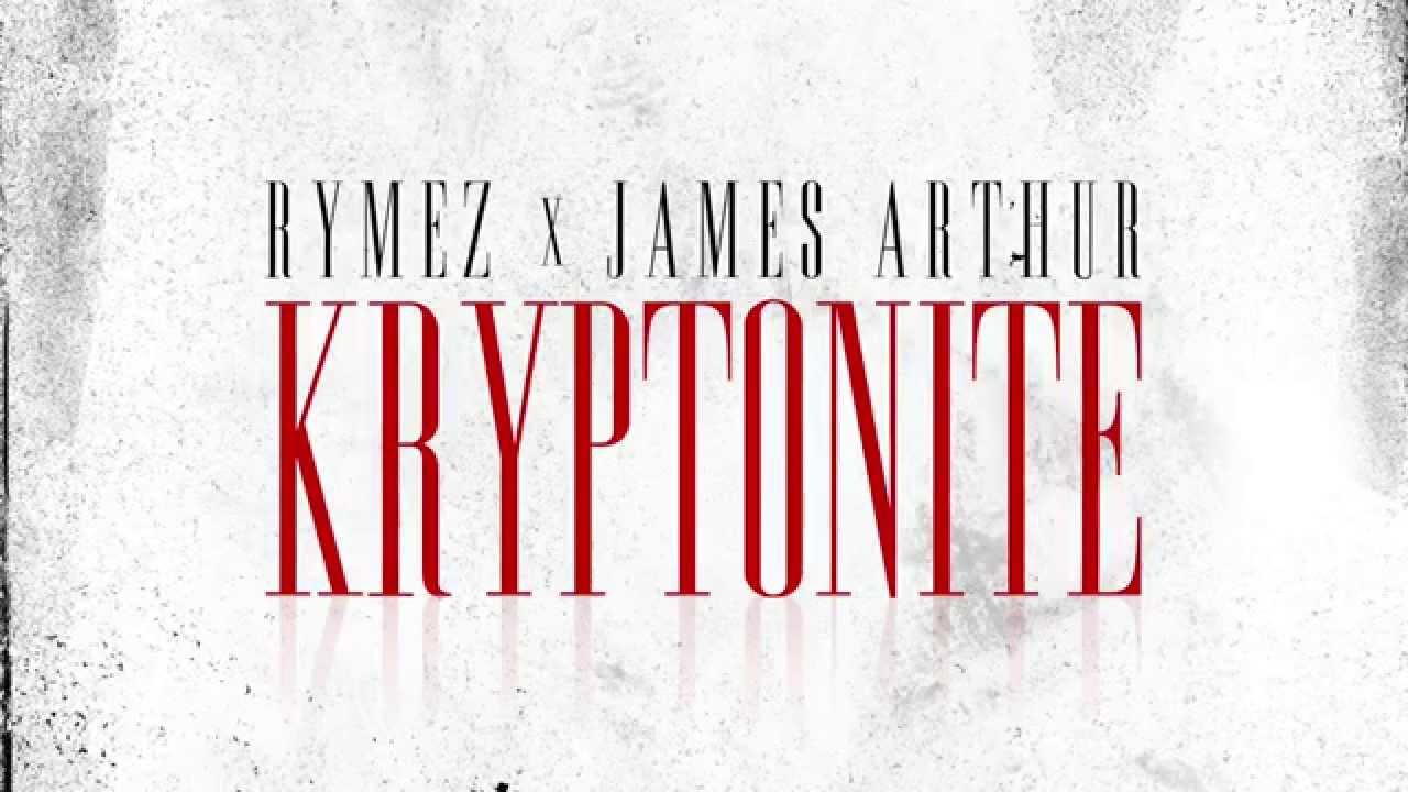 Rymez x James Arthur - Kryptonite (DJ TARGET BBC RADIO 1 EXCLUSIVE)