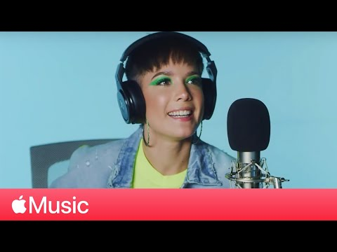 Halsey: 'Without Me' Interview | Beats 1 | Apple Music