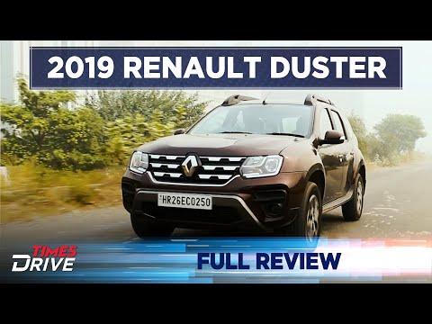 2019 Renault Duster   Test Drive   The Kranti Sambhav Review