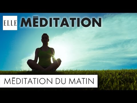 La méditation du matin┃ELLE Méditation