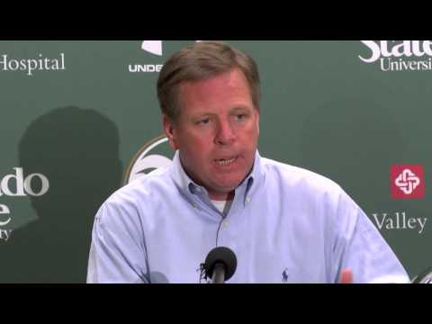 Jim McElwain Bowl Selection press conference -- December 8, 2013