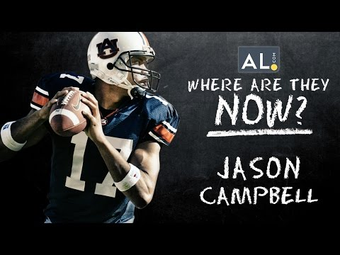 Where Are They Now? Catching up with Jason Campbell