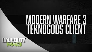 How To Play MW3 Multiplayer On The TeknoGods 2.8.0.4 | 2018