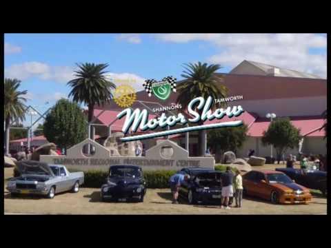 Shannons Tamworth Motor Show 20/21 May 2017, Tamworth Regional Entertainment Centre, NSW, Australia