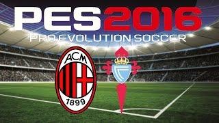 Video Gol Pertandingan AC Milan vs Celta Vigo