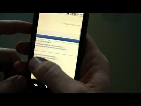Huawei U8800 / IDEOS X5 Part 1: Wi-Fi / WLAN problems