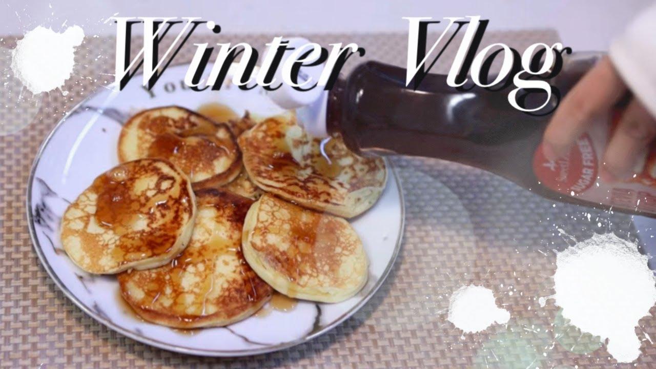 EungJi's Vlog Chapter - 7 [달고나 만들기, 케이크만들기, 핫케익만들기]
