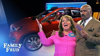 Car Stars: Erekson Family 🚗⭐️ | Family Feud