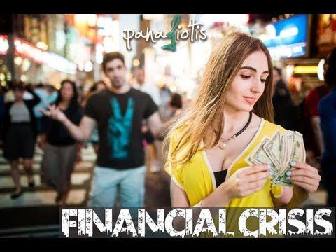Financial Crisis - Panagiotis (Original Music Video)