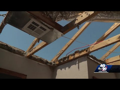 Steve Knoll - Summerfield, OK Family Survives Storm