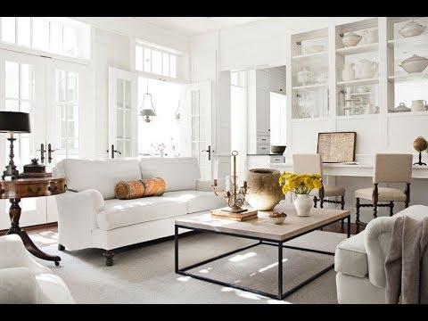 Top 40 Luxury White Home Design Ideas Tour 2018 White Home Decor Decorating Interior Design