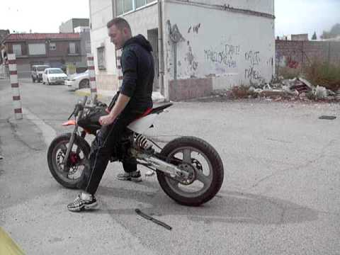 Mini Bike 125 Youtube
