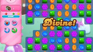 Candy Crush Saga  Level 153 No Boosters