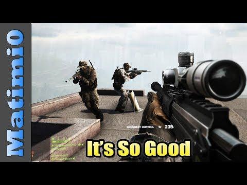 Back At Battlefield 4 |
