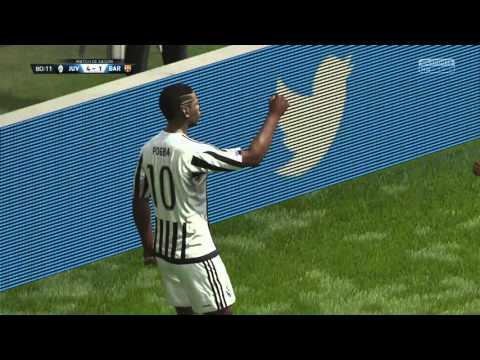 FIFA 16 Paul Pogba But Collectif