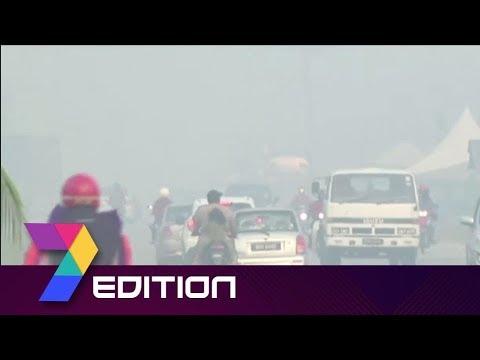 Haze Worsens |Miri Records Hazardous Reading,Klang Unhealthy
