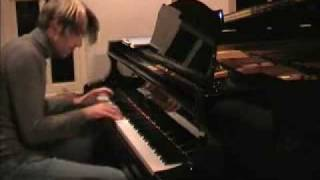 Roadhouse blues & Love me two times improvisation (Doors)  played on a Grand Piano