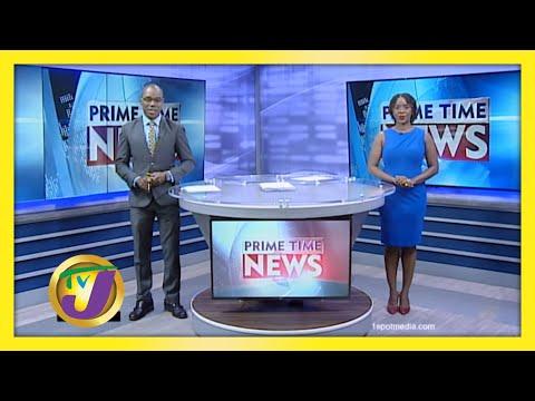 TVJ News: Headlines - December 8 2020
