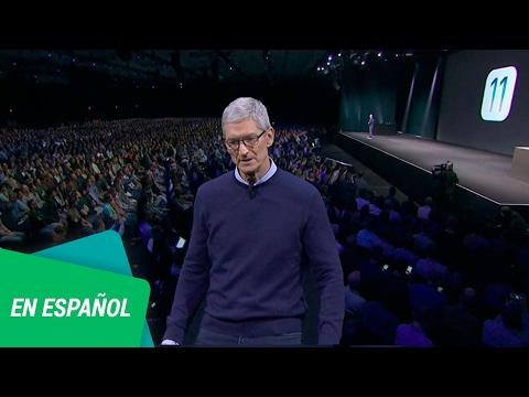 iOS 11 - Presentación oficial en español