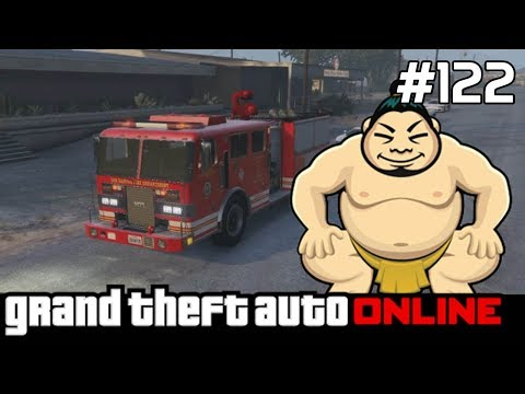 GTA 5 PC Online Po Polsku [#122] Walki SUMO /LIVE