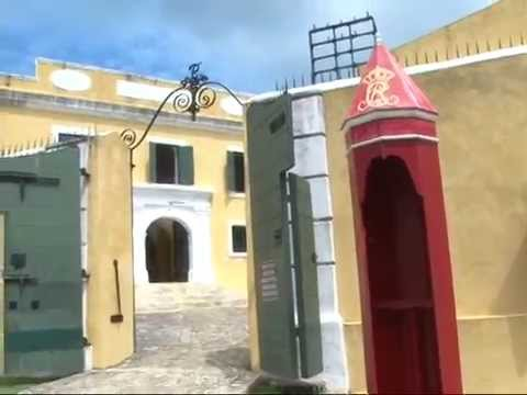 Christiansted National Historic Site: Fort Christiansvaern (1749)