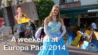 A weekend at Europa Park 2014