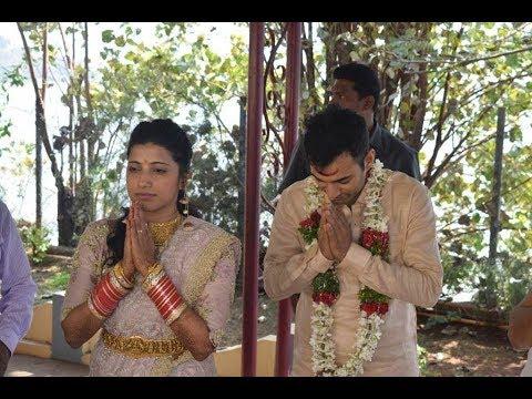 Warangal Collector Amrapali Couple Visits Bhadrakali Temple | Wedding Puja | YOYO TV Channel
