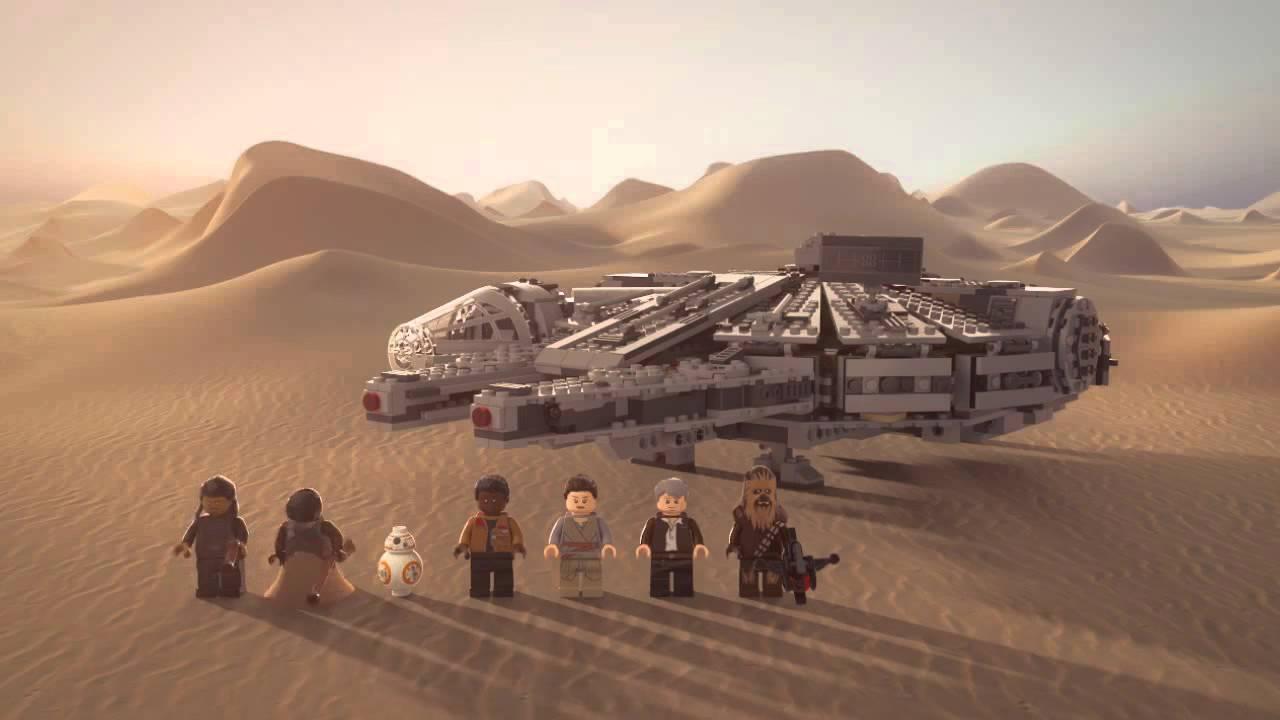 Lego Millennium Falke