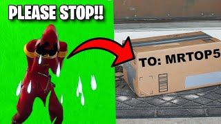 I'm Sending MrTop5 a Surprise..