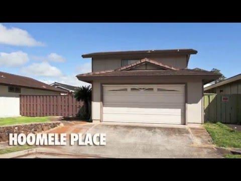 Hoomele Place - Waipahu, Hawaii