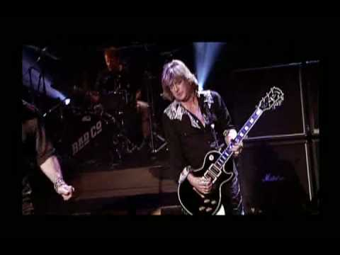 Клип Bad Company - Deal With The Preacher (Live)